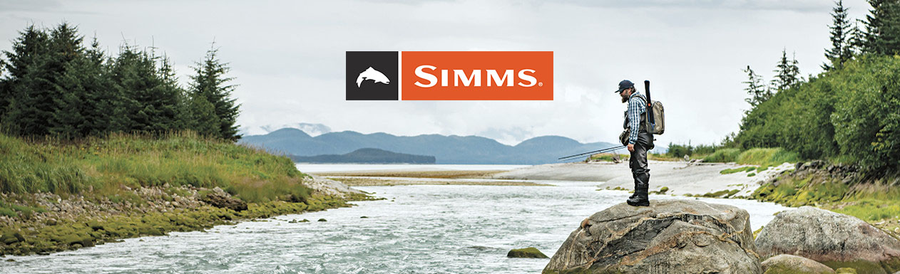 Simms Brand Image