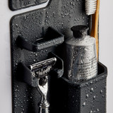 The Harvey   Toothbrush & Razor Holder