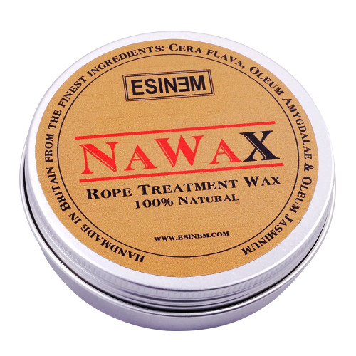 Esinem's NaWaX, shibari rope treatment wax, 100ml