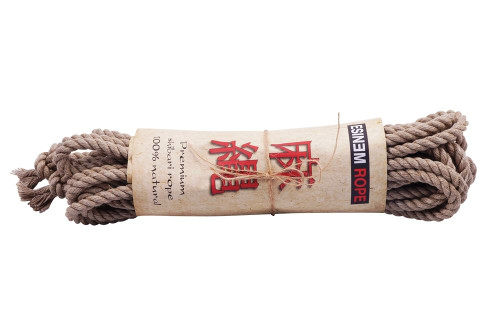 Amanawa linen hemp shibari rope sets, 6mm x 8m