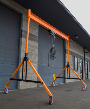 Custom Made Gantry Systems