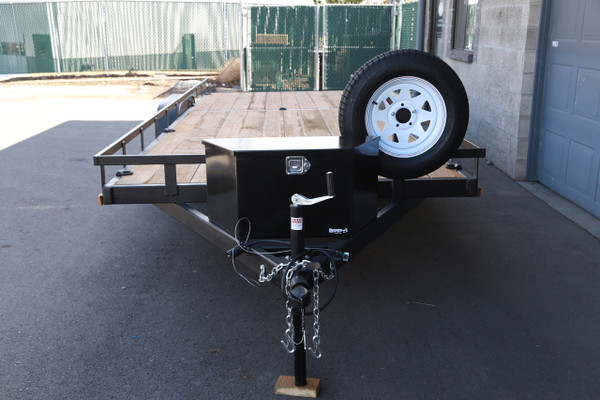Custom Made Utility Trailers