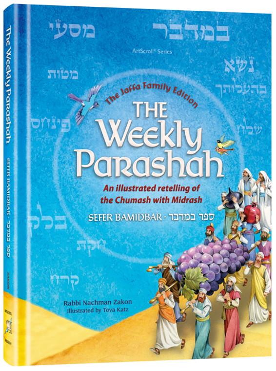 The Weekly Parashah – Sefer Bamidbar