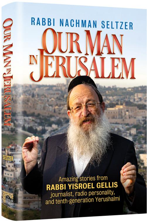 Our Man in Jerusalem