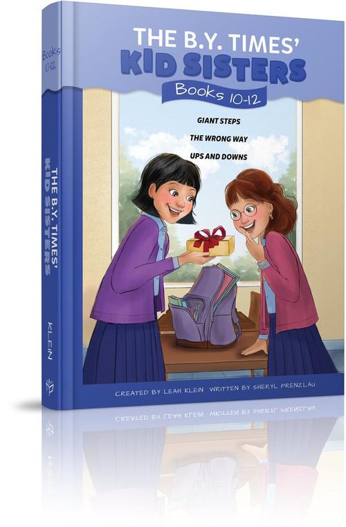 Kid Sisters, 3-In-1, Vol. 4, Books 10-12