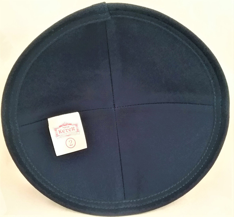 Yarmulka - Cotton - Navy