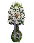 XL Funeral Sympathy Stand