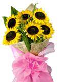 6 Sunflowers Bouquet