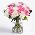 Purity Roses Bouquet
