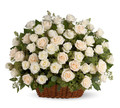 Customizable Giant Basket of Roses