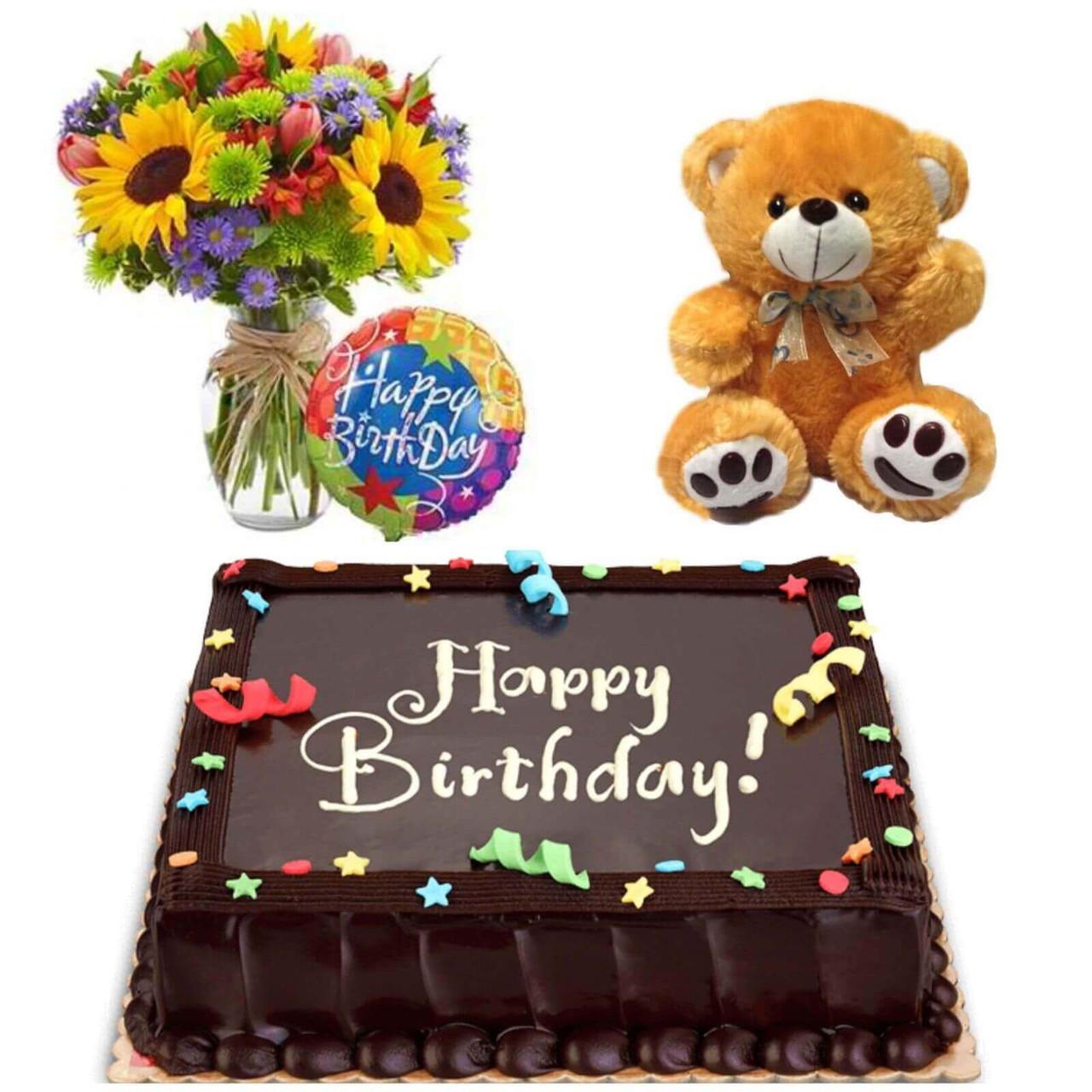 Sunflower Sunshine Birthday Package