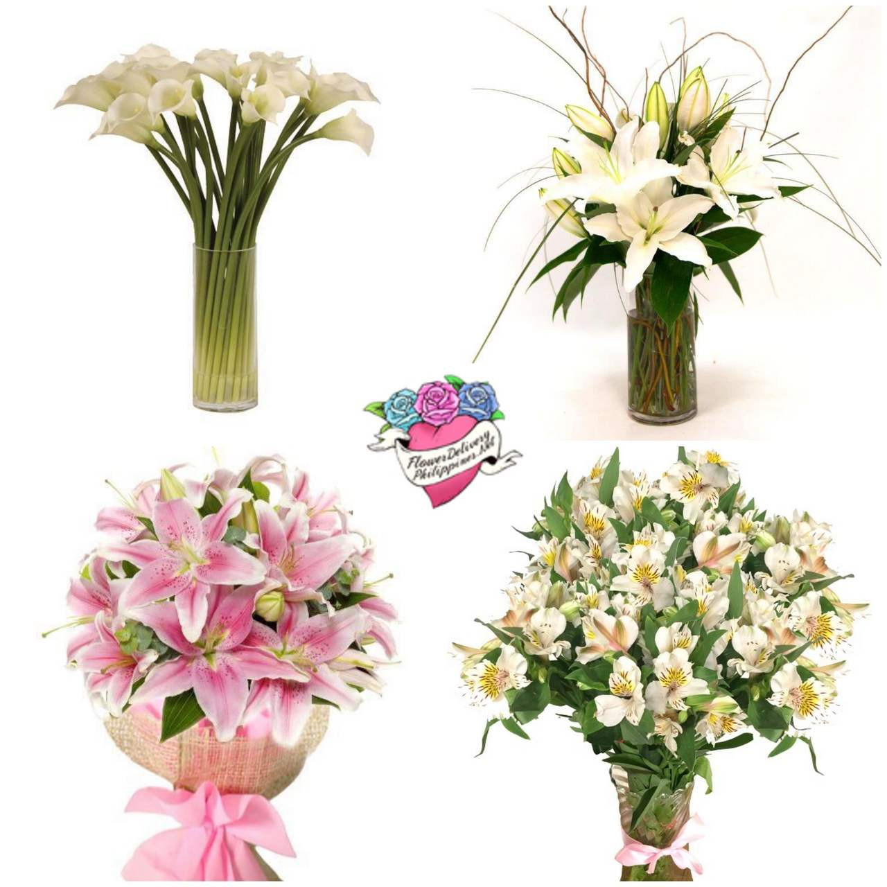 Lilies Lovers Flower Subscription