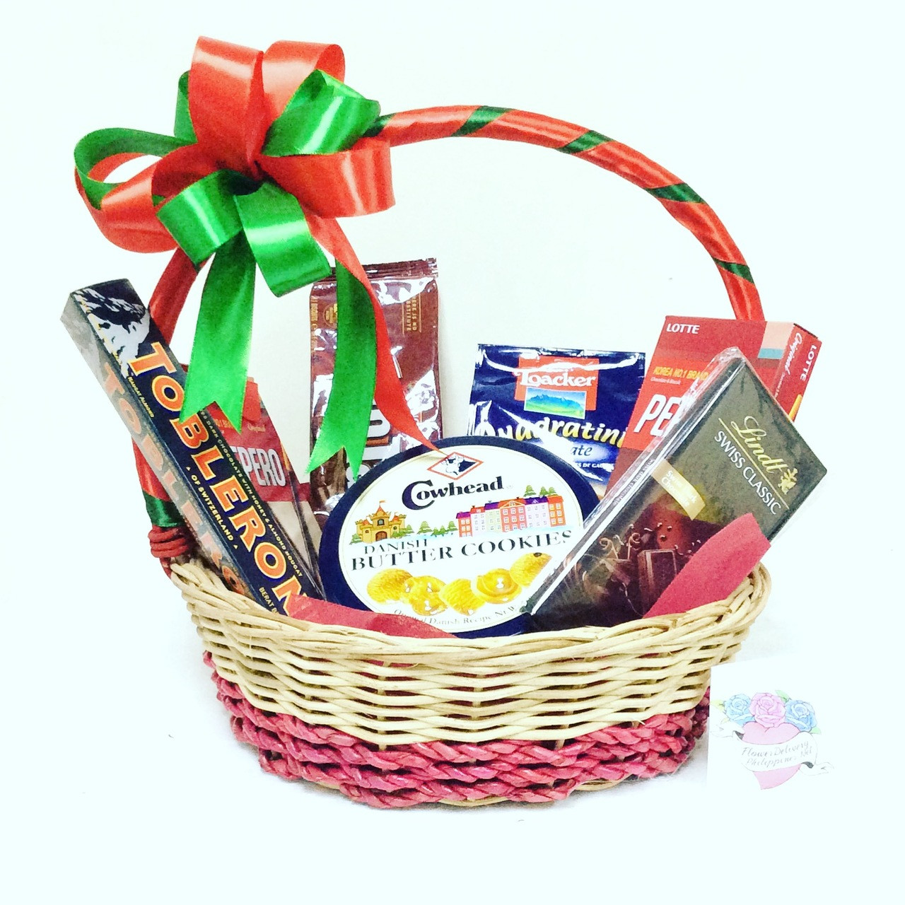 Deluxe Cookies and Chocolates Basket