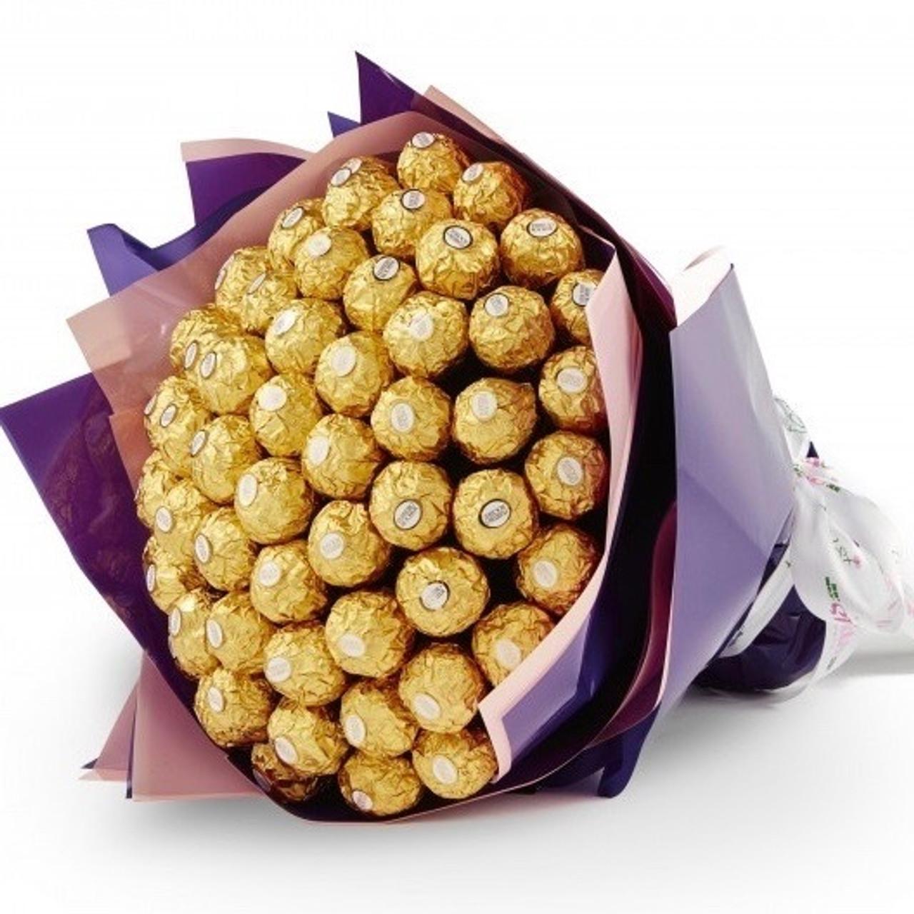 Customize Ferrero Bouquet