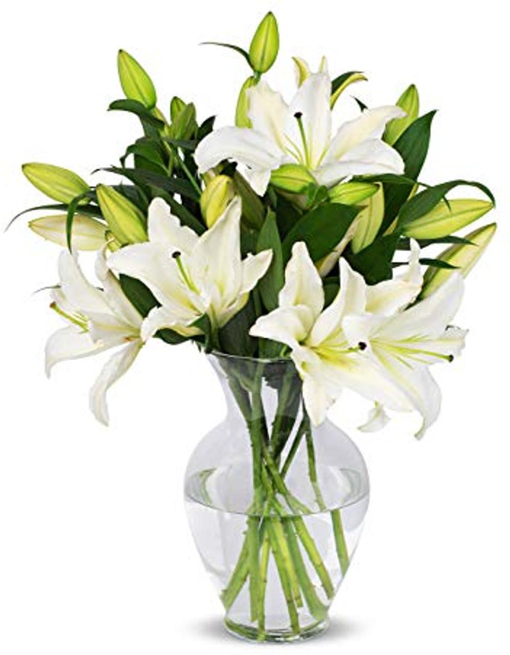 Casablanca Lilies Bouquet