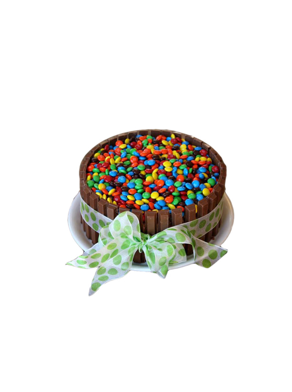 M&M's Kit Kat Chocolate Cake Junior