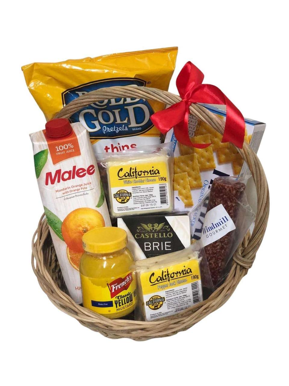 Deli Favourites Gift Basket