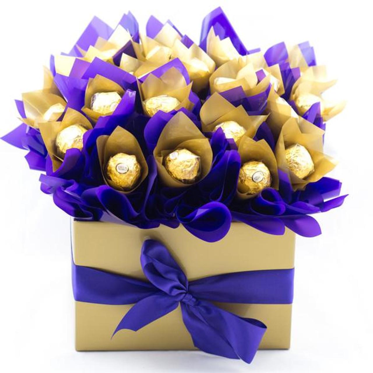 12 Ferrero Rocher square box