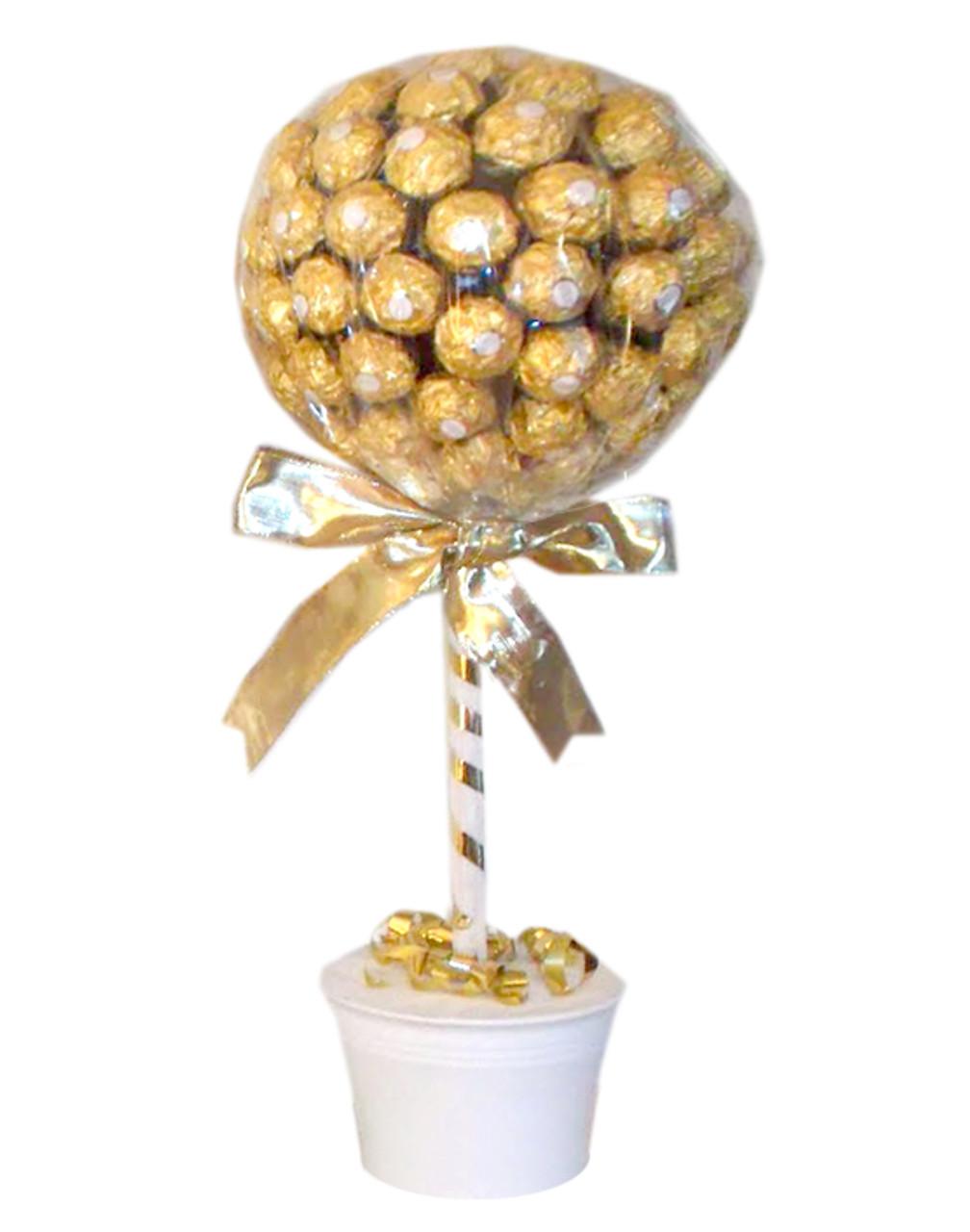 48 Ferrero Rocher Tree