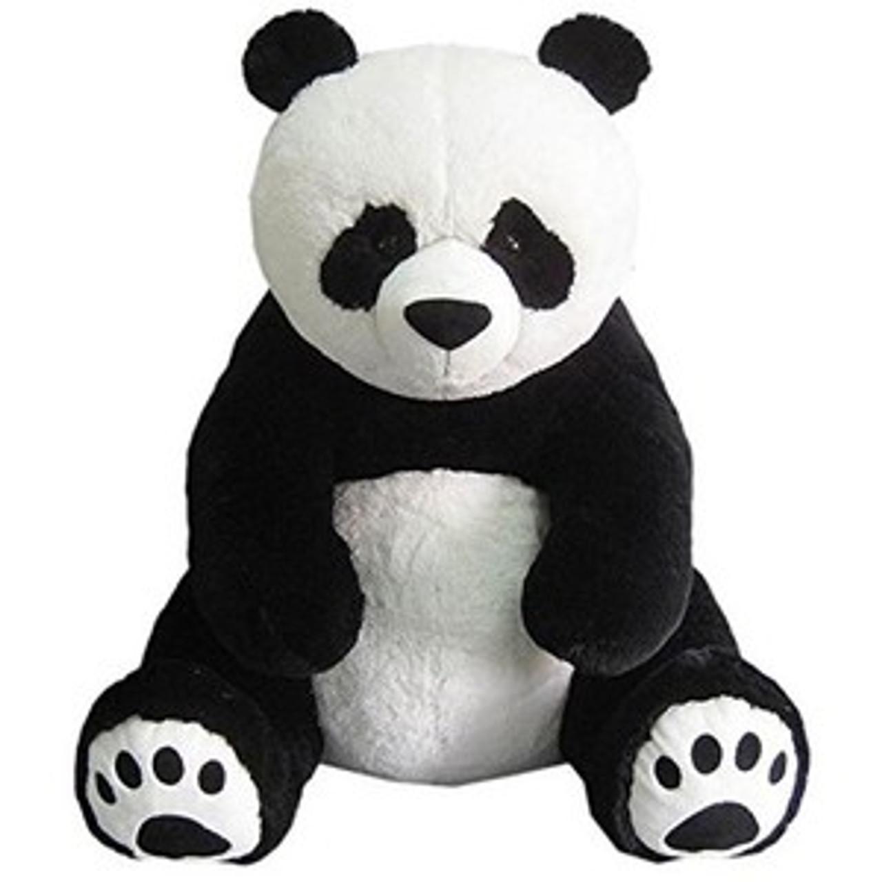 Human Size Panda Bear (4'3 feet) - Best Seller!