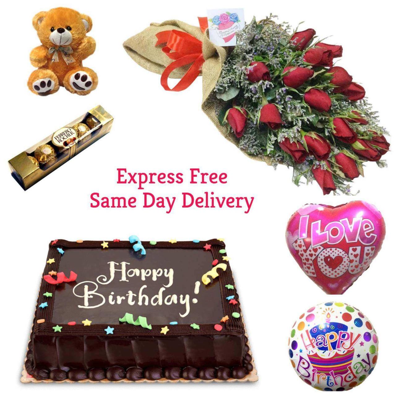 Ultimate Birthday Package