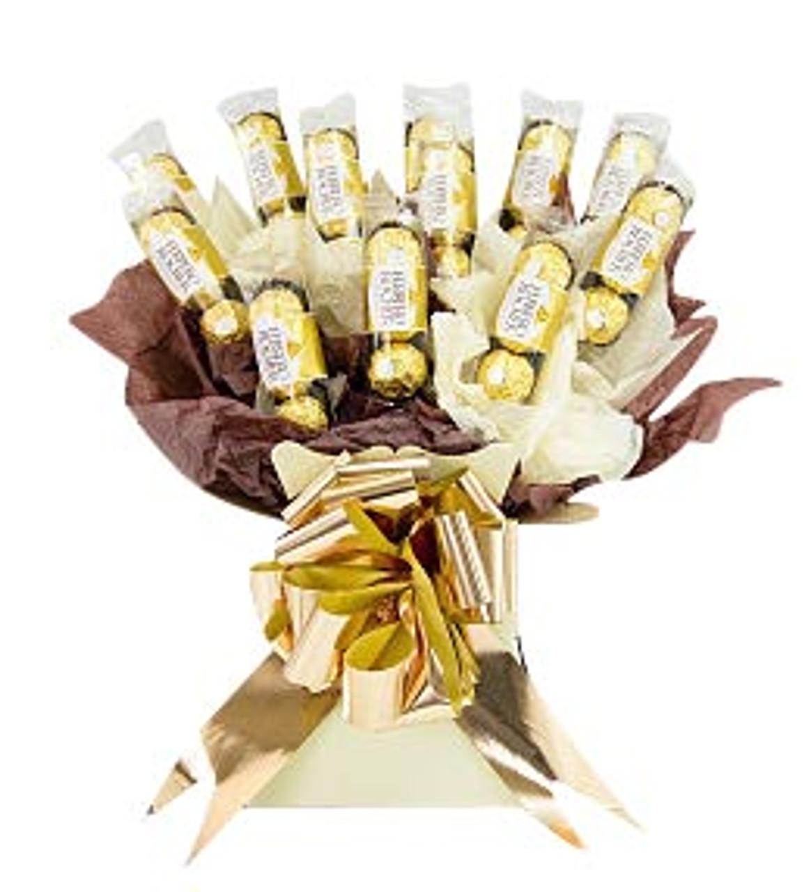 Ultimate Ferrero Candy Bouquet