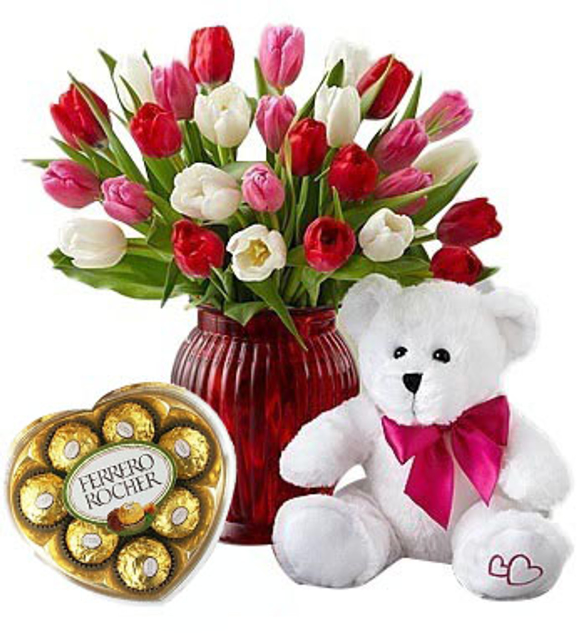 Tulips Package