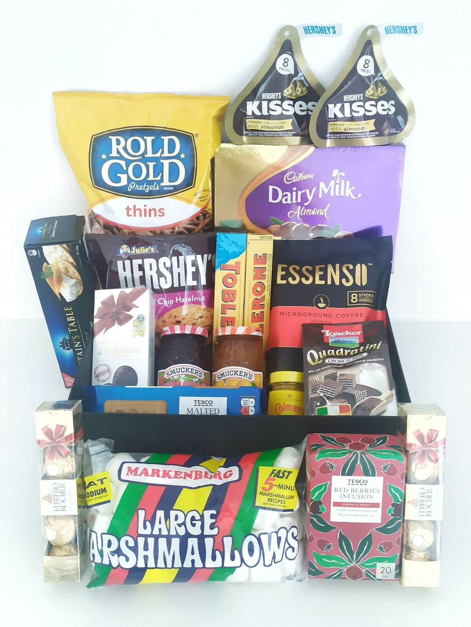 Delicatessen Coffee Tea Gift Box
