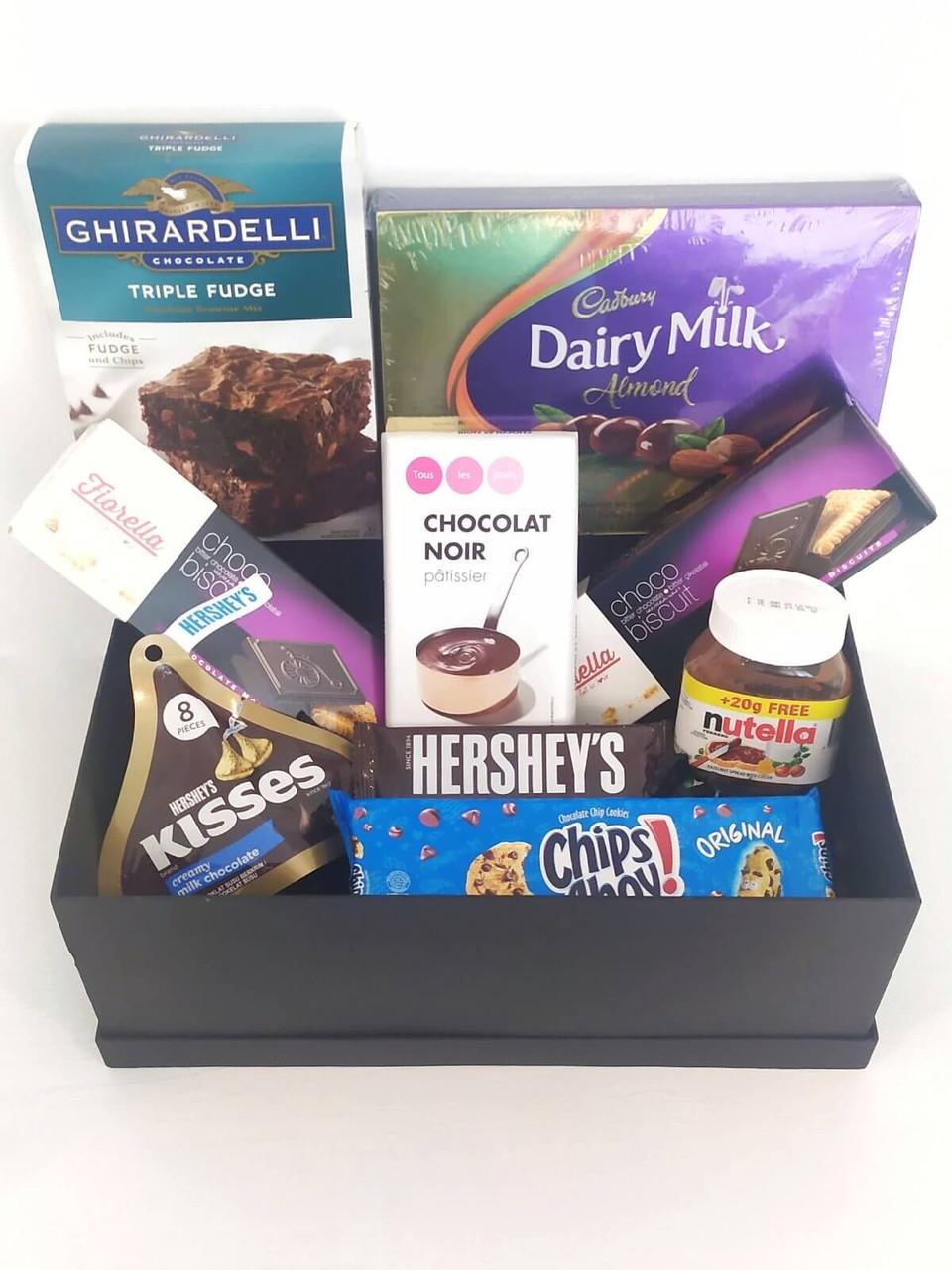 Gourmet Chocolate Overload Gift Box