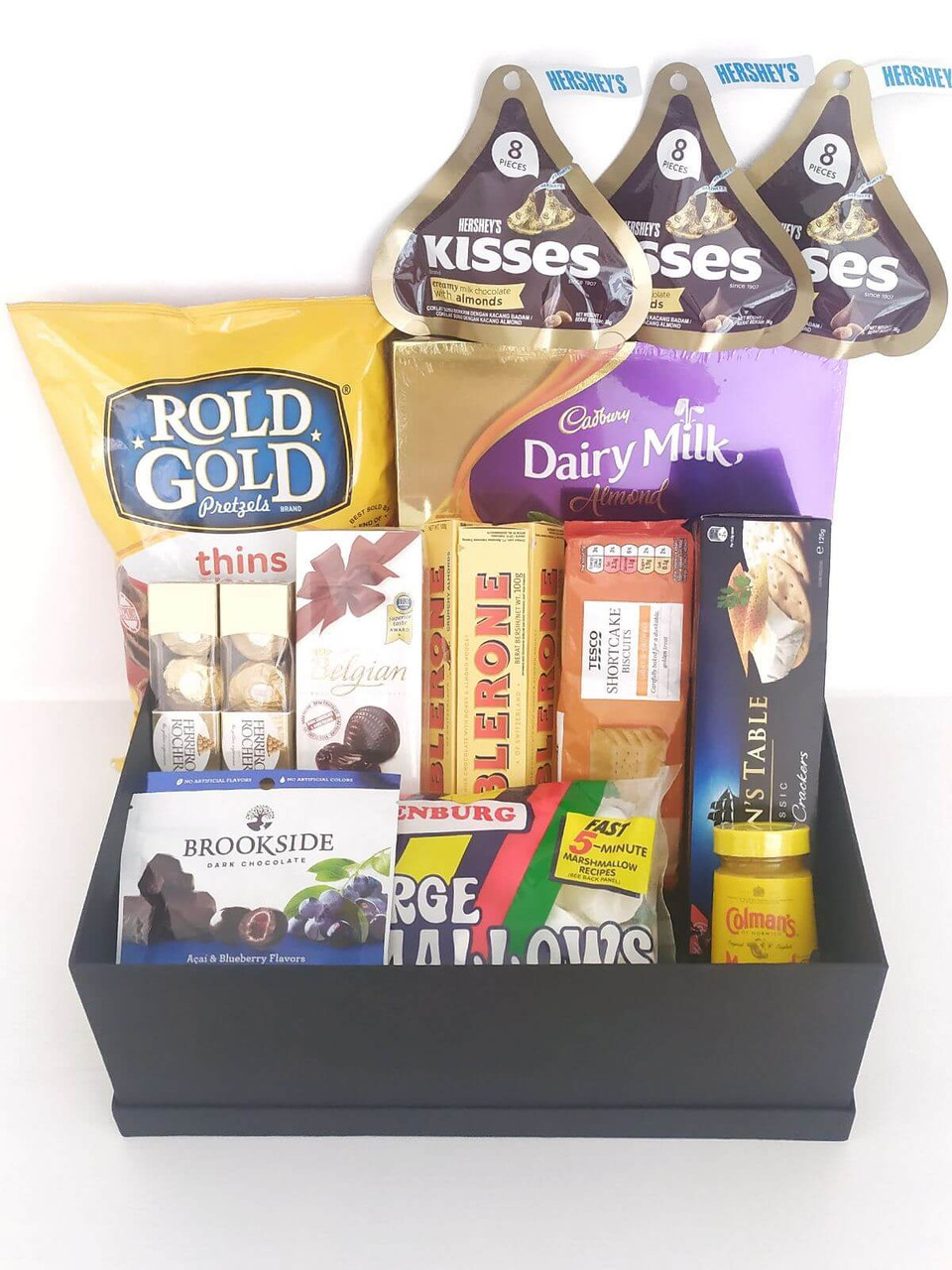 Sweets & Snacks Deluxe Gift Box