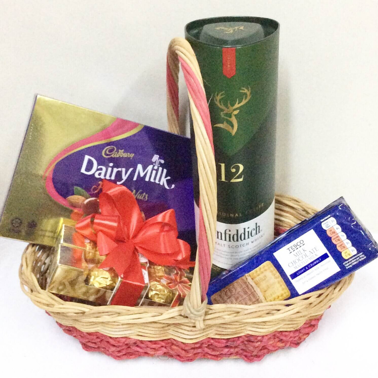 Glenfiddich Gift Basket