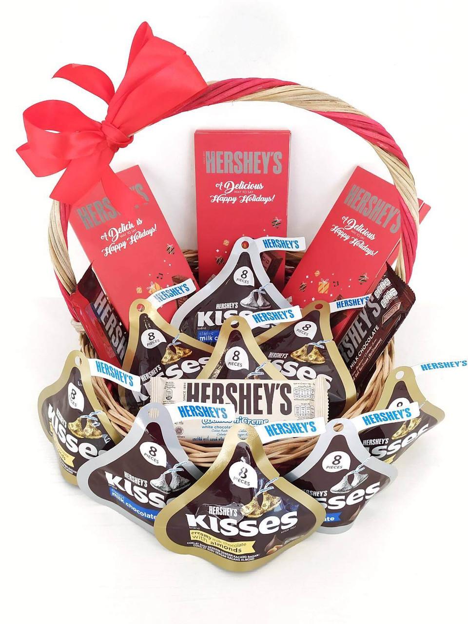 Hershey's Chocolate Gift Basket