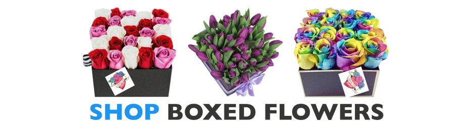 Boxed Flowers Manila | Flowers Delivery Philippines