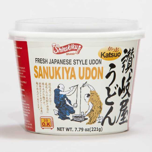 SNACK HEROS Noodle Box udon