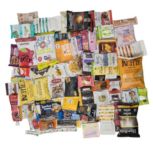 Customize snack box
