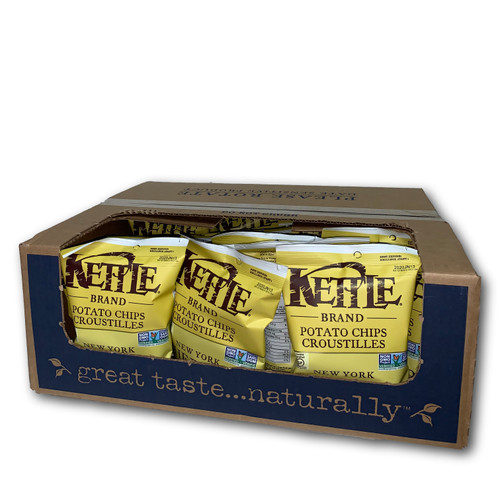 Kettle Chips - New York Cheddar