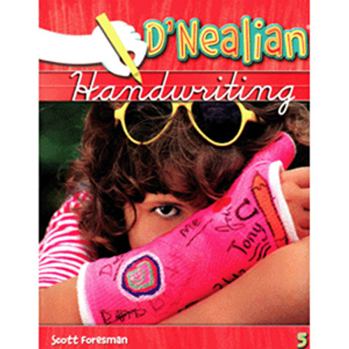 DNealian Handwriting Book 2006 5th Grade