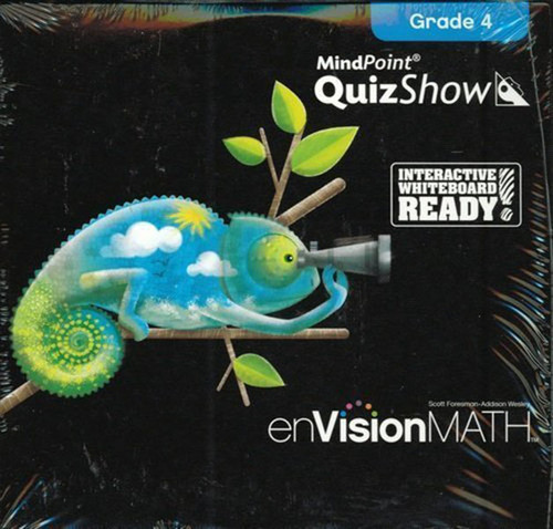 Envision Math 2011 Quizshow CD 4th Grade