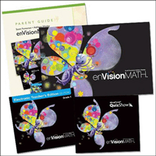 Envision Math 2011 Homeschool Bundle 1st Grade