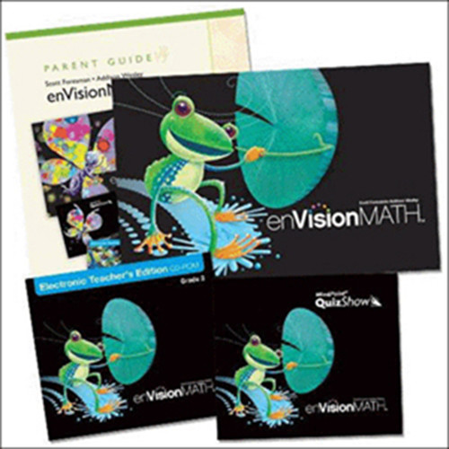 Envision Math 2011 Homeschool Bundle 2nd Grade