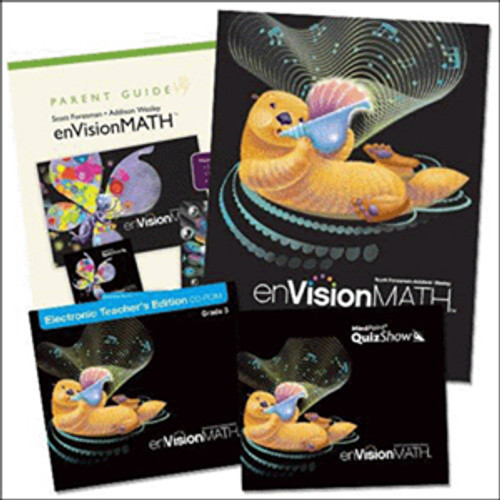Envision Math 2011 Homeschool Bundle 3rd Grade