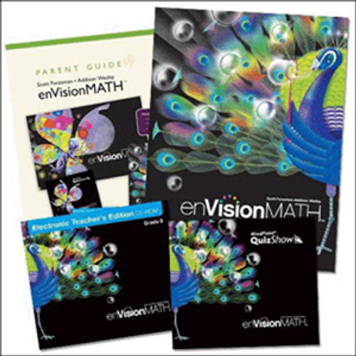 Envision Math 2011 Homeschool Bundle 5th Grade