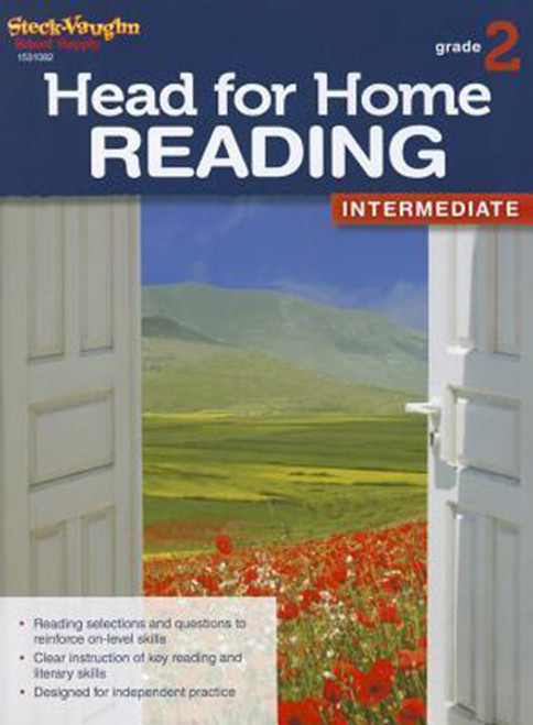 Head for Home Reading Intermediate Workbook Grade 2