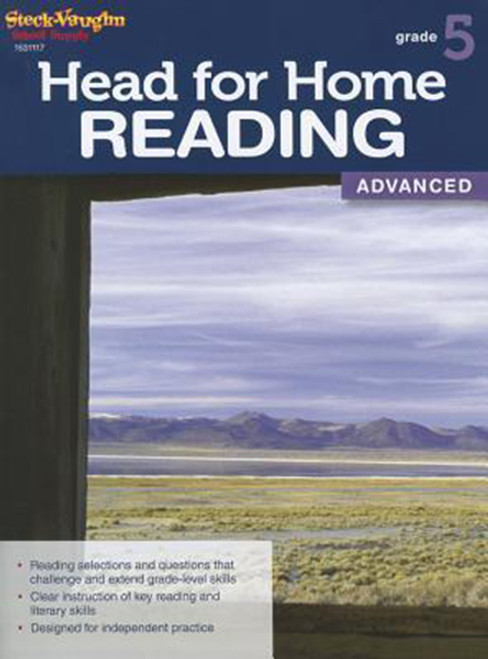 Head for Home Reading Advanced Workbook Grade 5
