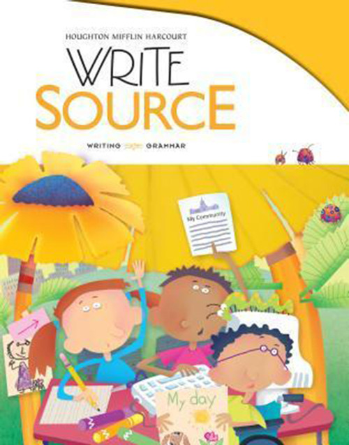Write Source Homeschool Package Grade 2