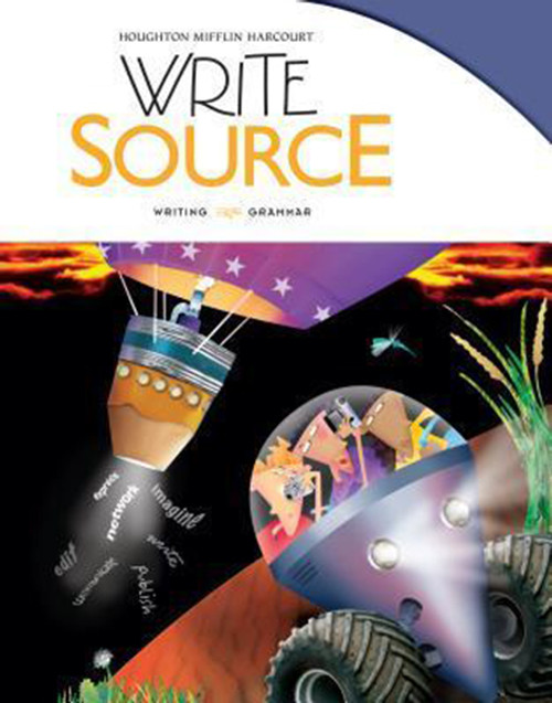 Write Source Homeschool Package Grade 8