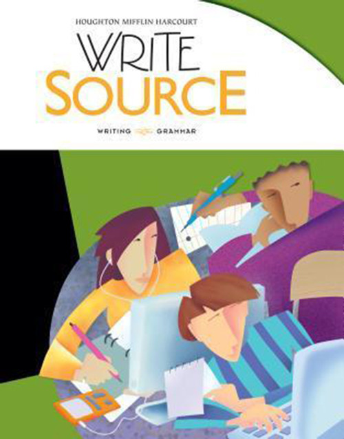 Write Source Homeschool Package Grade 12