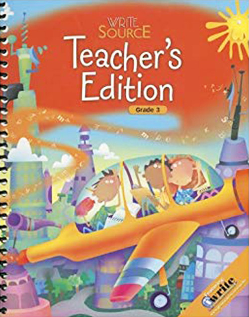 Write Source Teacher's Edition Book 3rd Grade