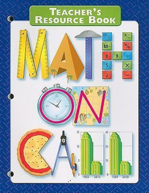 Math on Call Teacher Resource Book