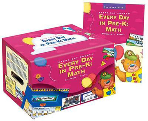 Great Source Every Day Counts in Pre-K Complete Kit